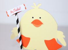 Bunny, Chick and Lamb Easter gift card and egg holders