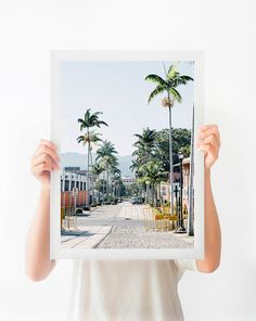 Tropical Landscape Printable Photograph by VISUALxADDICT on Etsy