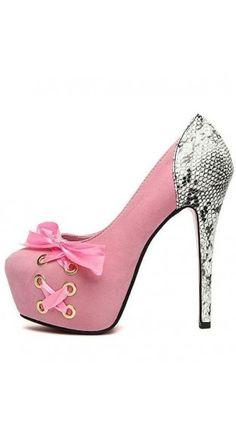 Zapatos para dama color rosa de tacón alto con plataforma sexy casuales de  fiesta elegantes Zapatos 85298c2085c3