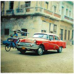 #habana #havana #cuba #street #streetphotography #cars #oldcar #havanna #lahabanavieja
