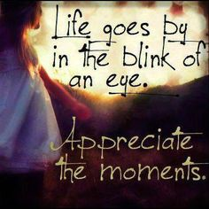 appreciation, quotes, sayings, life, appreciate the moments Good Quotes, Life Quotes Love, Quotes To Live By, Inspirational Quotes, Awesome Quotes, Quote Life, Motivational Quotes, Motivational Affirmations, Clever Quotes