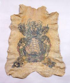 Wim delvoye tattoo pig skin always in love pinterest for Pig skin tattoo