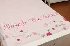 Simply Enchanted - White Collection Day Cover