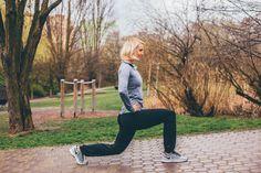 Jak cvičit v parku? Cviky na zeštíhlení postavy, ke kterým nepotřebujete posilovnu!