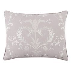 Josette Embroidered Cushion at Laura Ashley