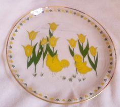 """✪Tortenplatte """"Ostern""""  ✪ von Camden-Market auf DaWanda.com"""