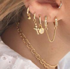 One pair of - 10 mm Carved Horn , Tribal Gauged Earrings , Organic gauge, Body Piercing jewelry - Custom Jewelry Ideas Ear Jewelry, Cute Jewelry, Gemstone Jewelry, Jewelry Accessories, Pearl Stud Earrings, Cute Earrings, Hoop Earrings, Diamond Earrings, Cute Ear Piercings
