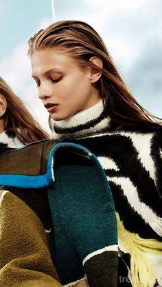 Anna Selezneva Jacob Sutton Numéro August 2014 - For more fashion trend forecasting, check out Trendstop.com
