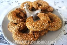 Oya's Cuisine - Girit kurabiyesi