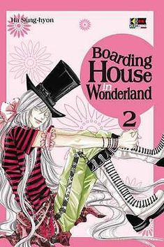 Boarding House, Shoujo, Wonderland, Cards, Maps, Playing Cards
