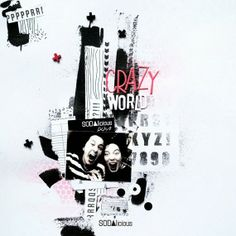 layout made by Esther ► SODAsketch #3