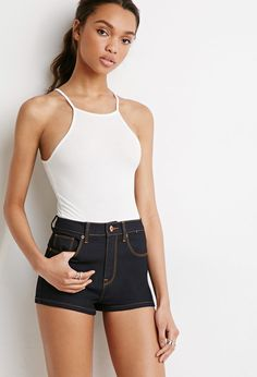 Classic Denim Shorts | Forever 21 - 2000076946
