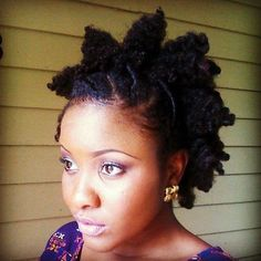 Afro hairstyles for black ladies Pelo Natural, Natural Hair Tips, Natural Hair Inspiration, Natural Hair Journey, Natural Hair Styles, Natural Updo, Protective Hairstyles, Afro Hairstyles, Curly Haircuts