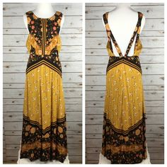 Spotted while shopping on Poshmark: [Free People] Sunrise Oblivion Floral Print Dress! #poshmark #fashion #shopping #style #Free People #Dresses & Skirts