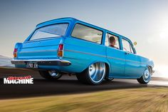 Ben Judd mixes classic and cutting-edge to create a drop=dead gorgeous Holden EH streeter that was the talk of Motorex 2017 Holden Wagon, Australian Cars, Car Colors, Dead Gorgeous, Good Old, Vintage Cars, Cool Cars, Motors, Transportation