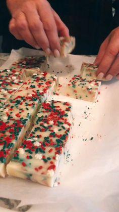 Fun Baking Recipes, Sweet Recipes, Dessert Recipes, Christmas Snacks, Christmas Cooking, Holiday Baking, Christmas Desserts, Comida Diy, Delicious Desserts