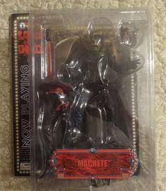 The Land of The Dead Machete Action Figure Sota Toys #SOTAToys