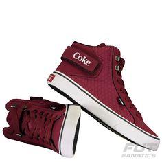 Tênis Coca-Cola Envy Feminino Somente na FutFanatics você compra agora Tênis  Coca-Cola 46100c00300ef