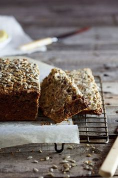 How To Make a Seed Loaf