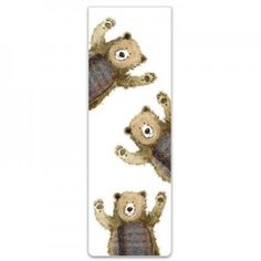 All our magnetic bookmarks measure x x x designed to clasp the page rather than mark it they make a perefct gift with a nice twist. Magnetic Bookmarks, My Bookmarks, Magnets, Bear Hugs, Teddy Bear, Handmade, Gifts, Animals, Hand Made