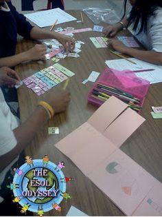 The ESOL Odyssey: Equivalent Fractions, Hands-on Discovery, and Using Academic Language