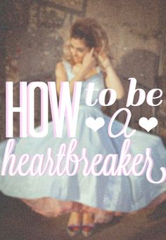 Favorite Song ! Mariana And The Diamonds , Heartbreaker<3