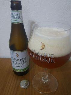 Straffe Hendrik Wild Straffe Hendrik Wild e33cl Alc.90%Vol. Brouwerij De Halve Maan Walplein 26 B-8000 Brugge www.halvemaan.be