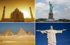 60 landmarks you must see before you die