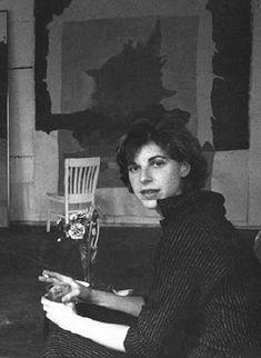Helen Frankenthaler, Studio, 1964