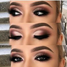 Gorgeous eye makeup inspo Wedding Makeup For Brown Eyes eye Gorg. Gorgeous eye makeup inspo Wedding Makeup For Brown Eyes eye Gorgeous Inspo Makeup weddingmakeup Dramatic Wedding Makeup, Fall Wedding Makeup, Bridal Eye Makeup, Wedding Makeup For Brown Eyes, Wedding Makeup Looks, Fall Makeup, Wedding Hair, Dramatic Eye Makeup For Blue Eyes, Makeup For Prom