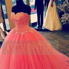 Vestido de quinceañera 15 años de Encaje vestidos de quinceañera vestidos de bola vestidos de 15 anos dulce 16 vestidos vestidos de quinceañera barato