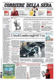 Corriere della Sera // 26/05/2017 //