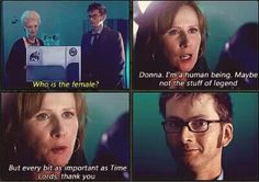everybody loves donna noble