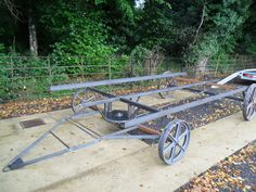 "Tithe Barn Shepherd Huts | 14'6"" Turntable Chassis for sale"