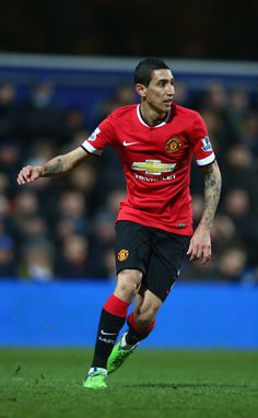 Former Manchester United midfielder Luke Chadwick is fearing the possibility of facing Angel Di Maria when the Reds travel to Cambridge for Friday's FA Cup tie.