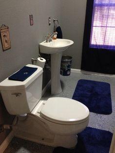Dallas Cowboy Bathroom Re Design Dallas Cowboys Dallas