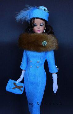 Шьем для Barbie Fashionistas и др кукол.