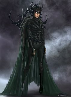 The amazing concept art of Andy Park for Thor: Ragnarok Marvel's Thor: Ragnarok - The Art of the Movie Comic Book Characters, Marvel Characters, Comic Character, Marvel Movies, Comic Books, Marvel Concept Art, Marvel Fan Art, Marvel Avengers, Avengers Games