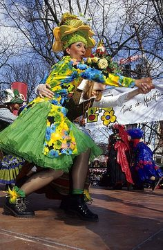 Carnival in Munchen, Germany