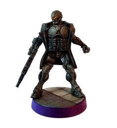Infinity the Game - Authorised Bounty Hunter by precinctomega