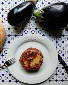 Gratin d'aubergines au parmesan pour 4 personnes - Recettes Elle à Table