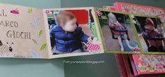 Patry Creazioni: L'album del 1° Anno di Olivia