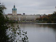 Schlosspark Charlottenburg, Berlin (Pippa Arden: Der Geschmack von Liebe).