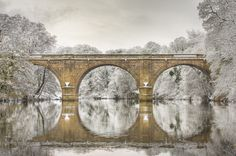 Prebends Bridge in Winter