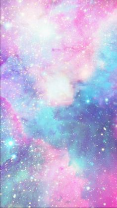 Cotton Candy Galaxy Iphone Amp Android Wallpaper I Created