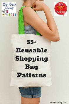This was the project I was working on while I was learning so much about how much plastic bags are hurting our global environment. If you're looking for a simple but elegant reusable shopping bag patterns, please give our own burlap shopping bag pattern a try.