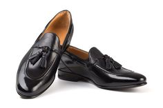 senna nero handcrafted shoes