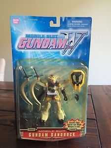 Bandai GUNDAM WING MOBILE SUIT LEO MSIA Mint Sealed