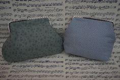 Almofada d'Alfazema: As carteiras com fecho d'avó são a sugestão de hoj...