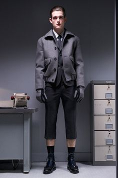 .Carven 2013 Fall/Winter.
